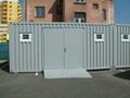 obytné kontejnery